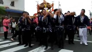 平成21年 竹駒神社 秋季大祭 小神輿巡幸 その1 thumbnail