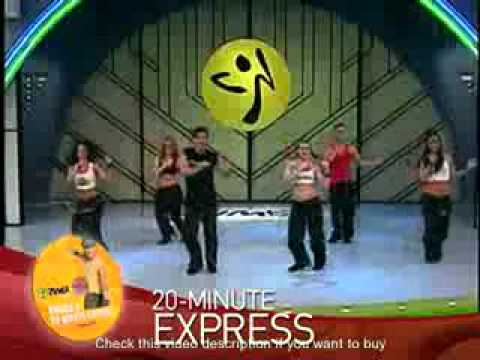 zumba fitness total body transformation system dvd set youtube. Black Bedroom Furniture Sets. Home Design Ideas