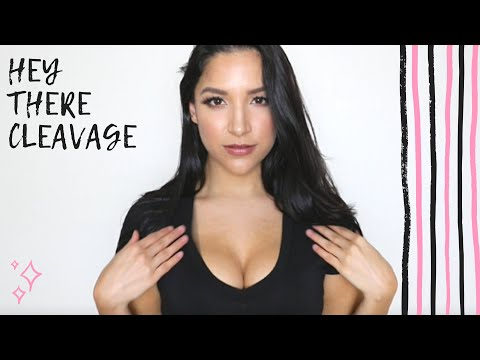 Can Your Bra Do This? Instant Cleavage & Lift with the Upbra® Bras