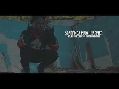 Scarfo Da Plug - Happier ft. Drugrixh Peso (Instrumental)