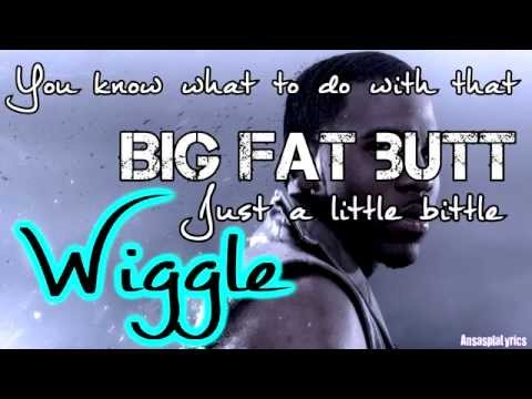 Jason Derulo ft. Snoop Dogg- Wiggle [Lyrics]