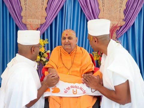Guruhari Darshan 8 September 2015, Sarangpur, India