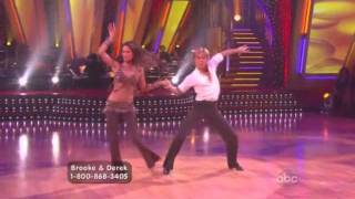 Video Brooke Burke & Derek Hough - Cha-Cha-Cha download MP3, 3GP, MP4, WEBM, AVI, FLV Maret 2018