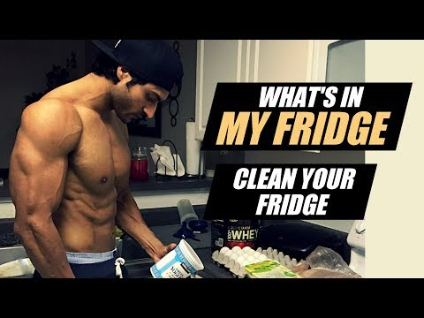 what-is-in-my-fridge-!-clean-your-fridge-&-add-healthy-food-|-info-by-guru-mann