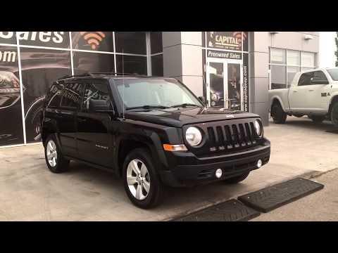 2014 | Jeep | Patriot | Cloth | Remote Starter | Sunroof | Edmonton | Capital Jeep |