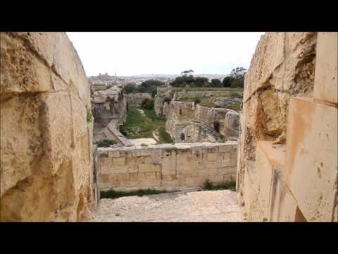 Fort Manoel - Manoel Island, Malta