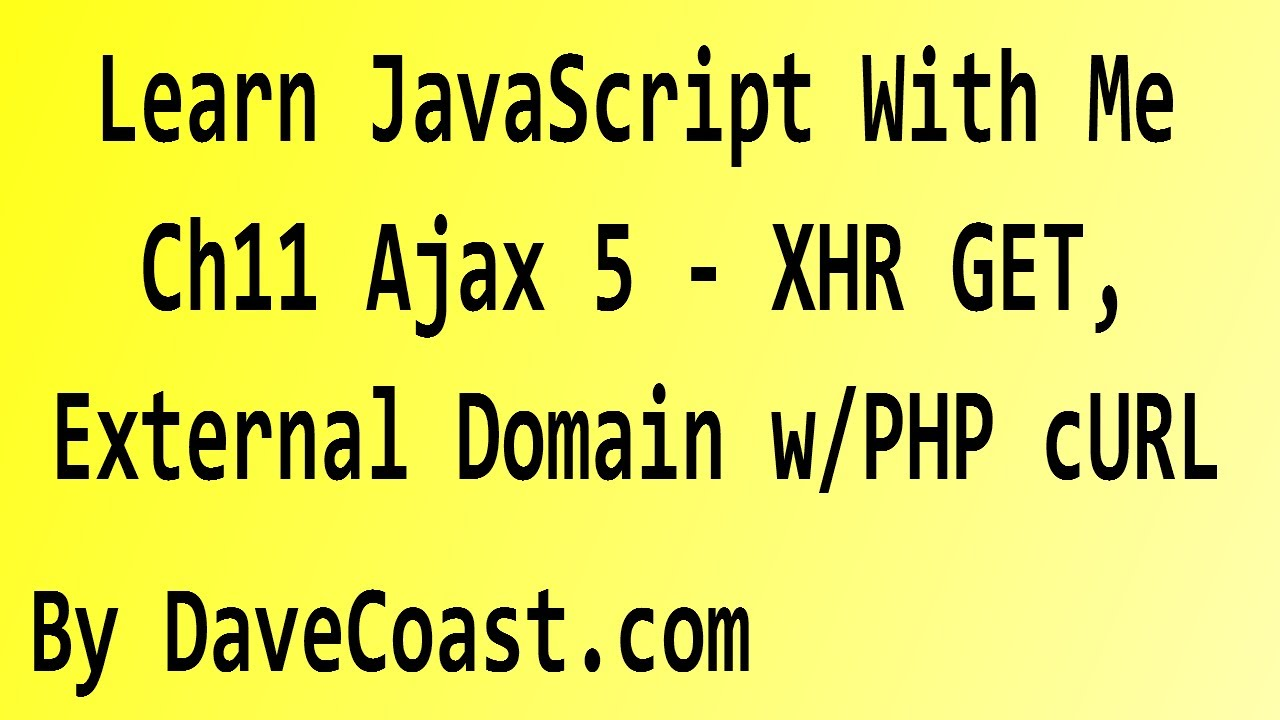 Learn JavaScript Tutorials Exercises and Coding, HD Video