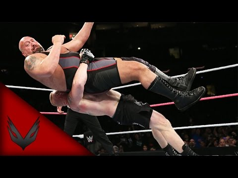 TOP 10 : Brock Lesnar German Suplex !!