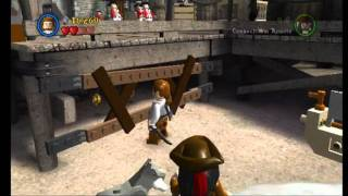 Lego Pirates of the Caribbean - Wii Gameplay - Part 1
