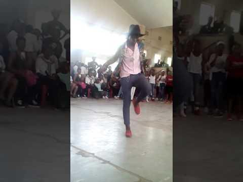 Konti From Rheerderpark Combined school welkom dancing