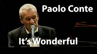Paolo Conte - Via Con Me (It's Wonderful) (2005) [Restored]