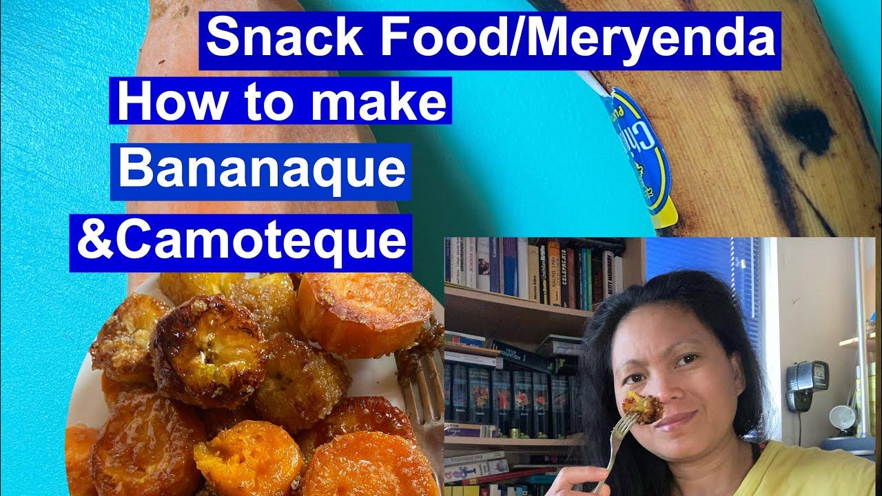 How to make Bananaque [Ala  Marivet Boysillo