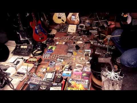 Bazar del Músico en Tasqueña
