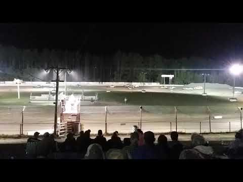 Owen Carbee Bear ridge speedway last race of the year September 15 2018