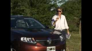Nuevo Renault Logan - Test - Matías Antico