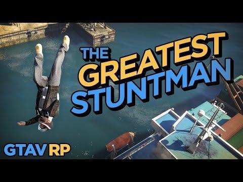 GTA V RP | The Greatest Stuntman (GTA 5 Roleplay #9)