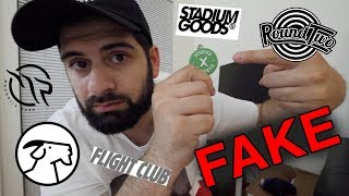 STORES SELLING FAKE SNEAKERS (THE TRUTH EXPOSED)