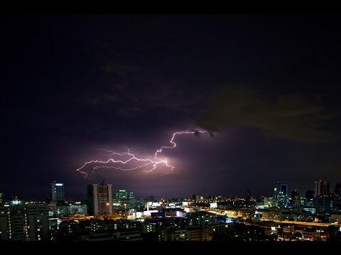 Bangkok Electrical Storm