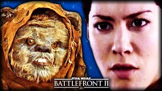 Star Wars Battlefront 2 - Funny Gameplay Moments (Ewok Ethics)
