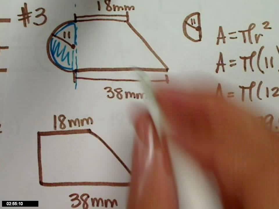 geometry lesson 10 3 practice composite figures