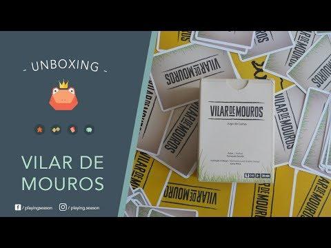 VILAR DE MOUROS | Unboxing