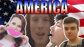 WHATS TRENDING?: Lee Greenwood - God Bless The USA 4th of july, Rosanna Pansino, Home Free, Joe Jo