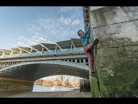 Climbing London's Buildings And The NEW Yonder Gym - Vlog 87