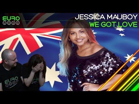 Jessica Mauboy - We Got Love (Reaction) | Australia Eurovision 2018 ! Eurovoxx