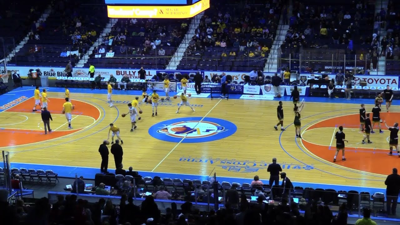 2019 Section V Class C2 & C1 Championship Doubleheader (Lyons vs. Red Jacket / Whitman vs. Finney) .::. FL1 Sports 3/1/19