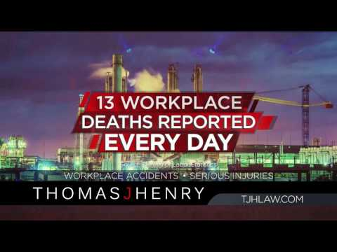 Hurt in a Workplace Accident? Call Thomas J. Henry Injury Attorneys