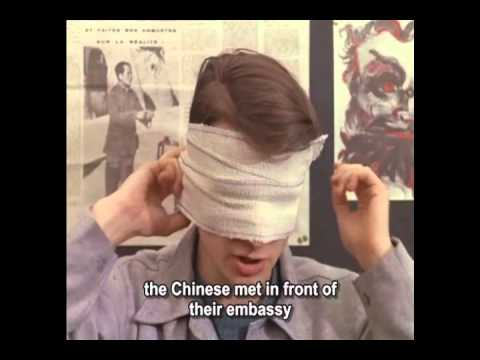 What is theater from Godard's La Chinoise