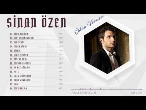 Sinan Özen - Hala Seviyorum (Official Audio Video)