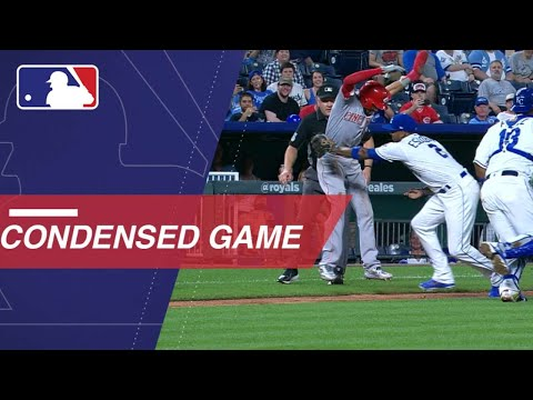 Condensed Game: CIN@KC - 6/12/18