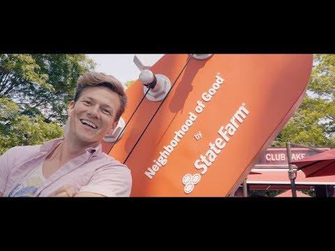 Tyler Ward - Let It All Go    Presented by State Farm®