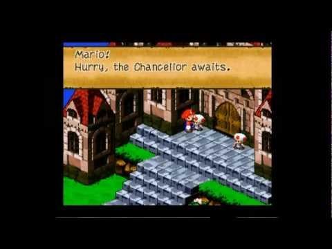 Let's Play Super Mario RPG: Legend of the Seven Stars - Part 3 (The Mushroom Kingdom)