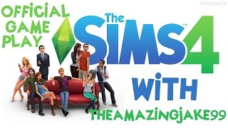 The Sims 4 -official Gameplay- Build Mode