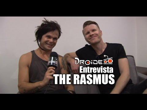 Entrevista The Rasmus (2016)