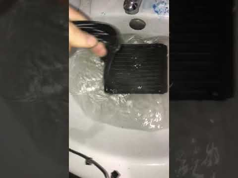 How to clean a radiator