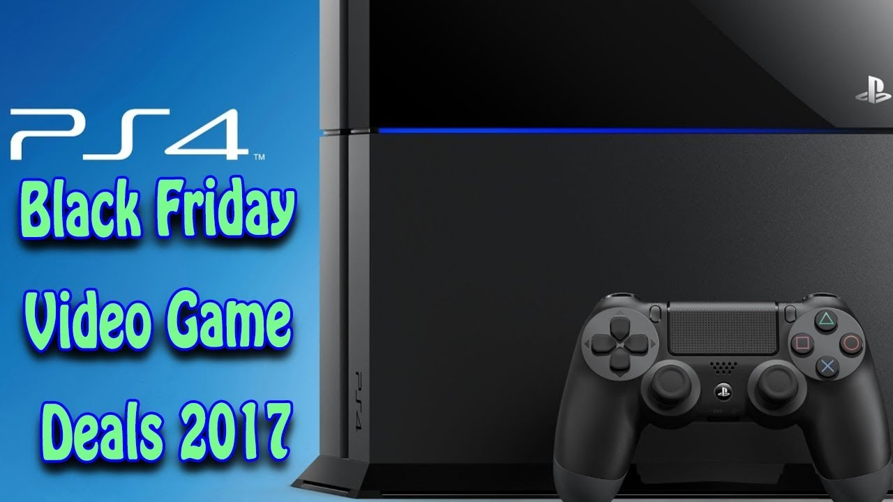 video game deals from walmart best buy others black friday 2017 youtube. Black Bedroom Furniture Sets. Home Design Ideas