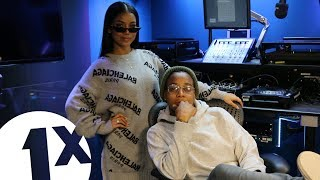 Dotty gets Jhene Aiko in the studio to talk Big Sean, booty and hea...