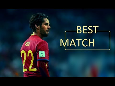 Isco Alarcon vs Italy Away HD 1080p