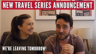 TRAVEL ANNOUNCEMENT | Our New Travel Series | Safestay Rail Pass