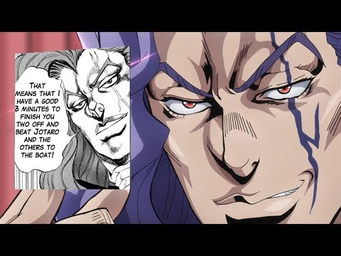 JoJo's Bizarre Adventure Part 4: Diamond Is Unbreakable   Manga vs. Anime   Episode 12