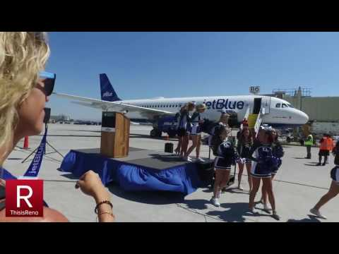 This is Reno: Jet Blue flights to Long Beach