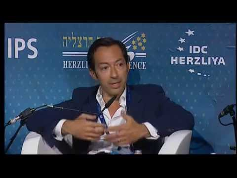 Mr. Jean-Baptiste Wautier, Managing Partner, BC Partners At The 15th Annual Herzliya Conference