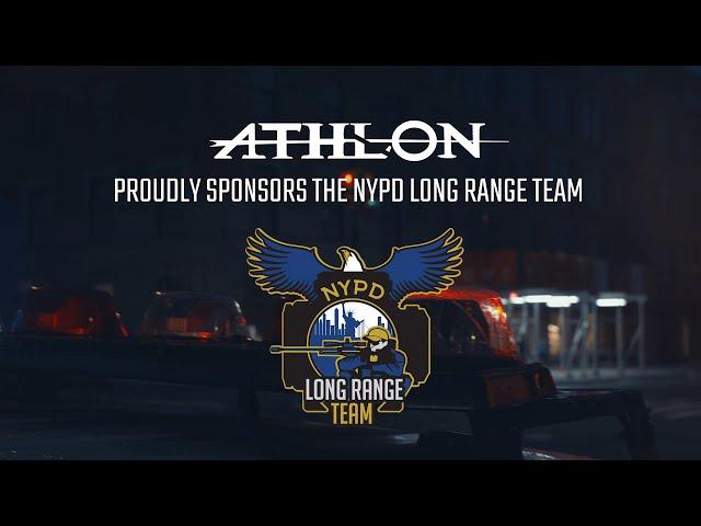Athlon In-Focus: NYPD Long Range Team