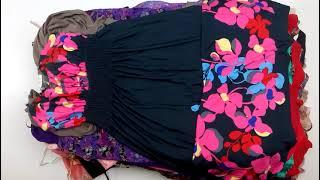 Мешок 1020710 Юбки платья Австрия Крем Арт 3024 Вес 35 8 кг Кол во 165 шт