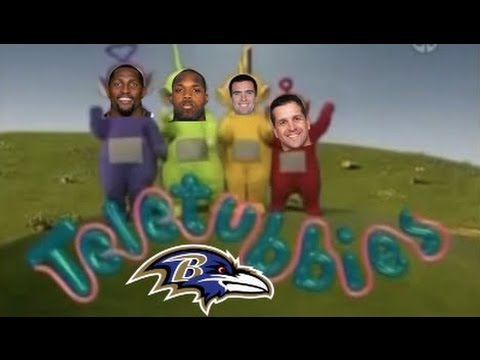 Baltimore Ravens Anti Tribute