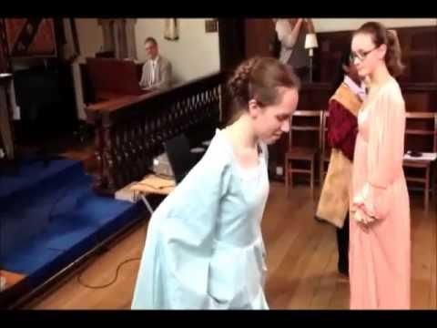 History Society - Tudor Dancing at Old Palace School