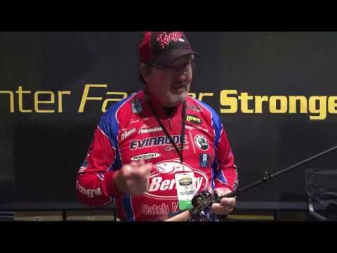 The Perfect Cranking Setup - Elite Pro David Fritts